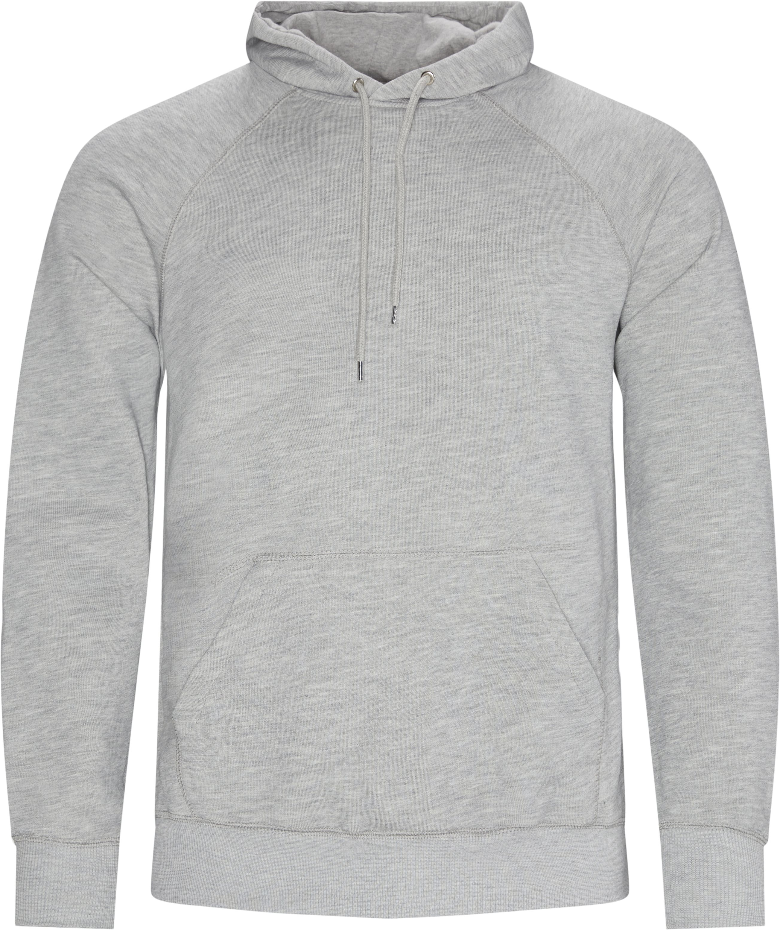 Niort Hoodie - Sweatshirts - Regular - Grey